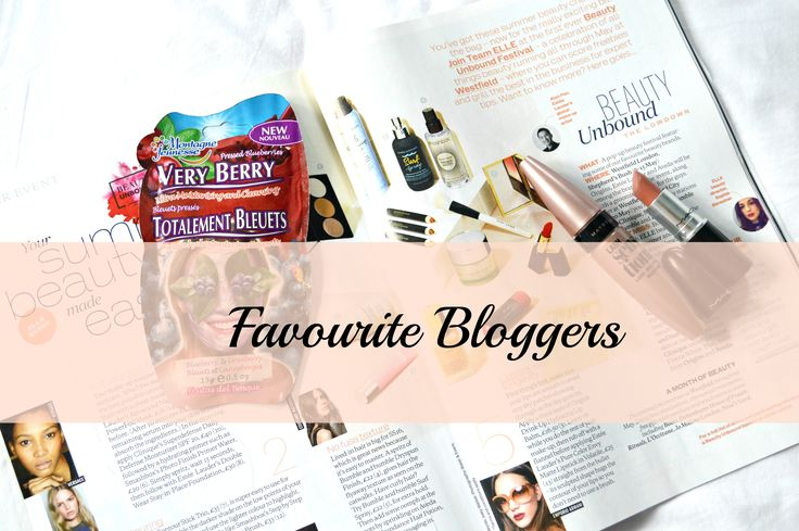 Let's share the love! I thought it was time to share with you who my favourite bloggers are at the moment. So I had a few blogs in mind who I consider as favourites... | www.mylittlememoir.blogspot.co.uk