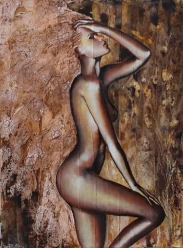 """Saatchi Art Artist Donatella Marraoni; Painting, """"Choose me II"""" #art"""