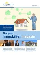 Thurgauer Immobilien Magazin Frühling 2016