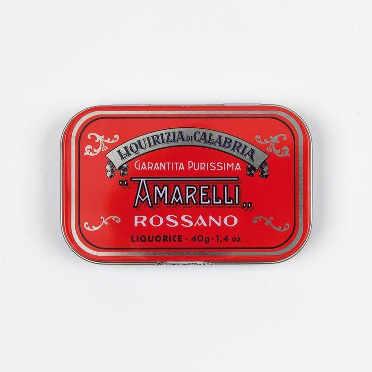 Liquorice - Amarelli