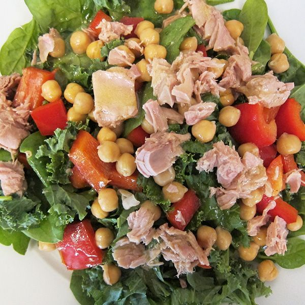 17 best images about fish and seafood on pinterest fish for Fish salad recipes