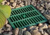 Drainage Grates, Catch Basins, Adapters and Accessories by Rain Bird