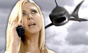 Tara Reid reveals she is up for a Sharknado sequel after the brilliantly ridiculous movie's surprise success | Mail Online