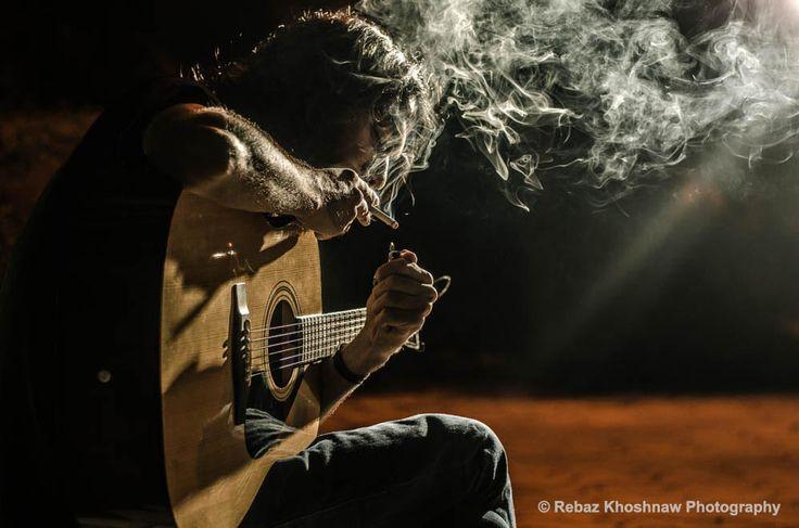 Guitarist by Rebaz Khoshnaw on 500px