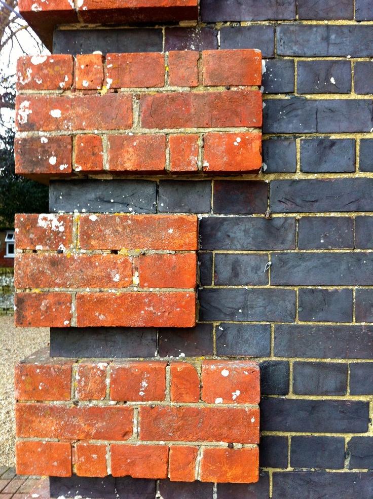 29 best brickwork details images on pinterest brickwork for Brick quoins