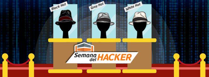 #SemanaDelHacker en #HostDime 👍 💻  Los apuntes más interesantes al rededor de este misterioso mundo...