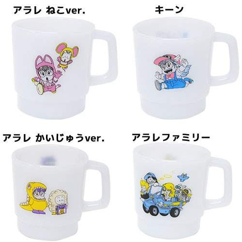 Marshmallow pop | Rakuten Global Market: Dr slump Arale-Chan / plastic mug ★ ensky / 350 ml / dish / cups / teens gadgets store Marshmallow pop-
