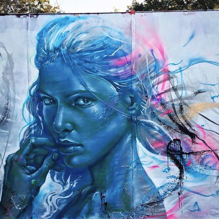 Valdi Valdi Street Art New Jersey – Collaboration with L7m