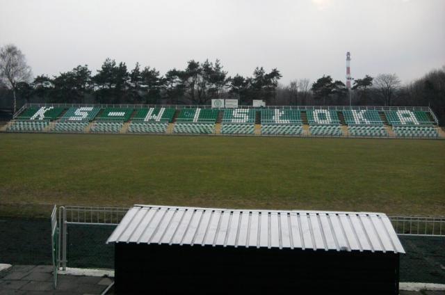 Wisłoka Dębica wygrała 4-1 z LKS-em Ostrów w pierwszym meczu sparingowym przed zbliżającym się sezonem 4 ligi podkarpackiej.