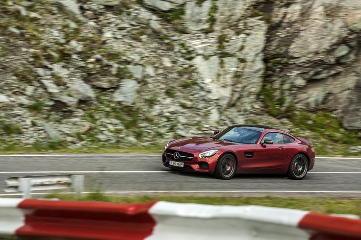 Mercedes-AMG GT S REVIEW – 600 km, full throttle on the Transfagarasan