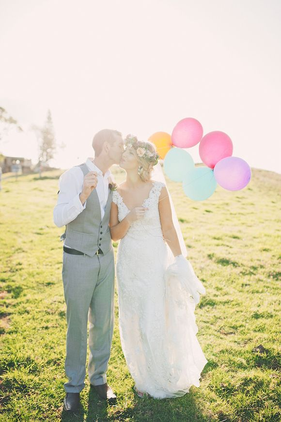 Steph and Josh's romantic Byron Bay Wedding. http://magnoliarouge.com/tag/byron-bay-wedding-celebrant