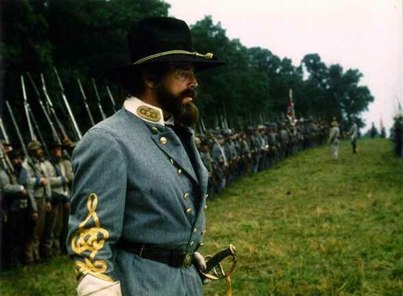 Richard Jordan is Armistead Gettysburg