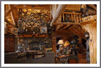 Pictures Of Log Cabin Homes Inside And Out Highlands Log