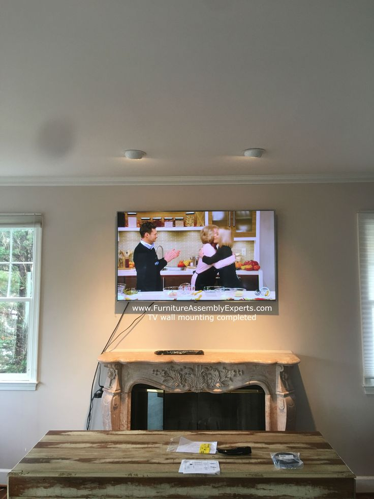 TV Wall Installation Service Completed In Lexington Park Maryland By  Furniture Assembly Experts Company. We Service Washington DC, Baltimore  Maryland ...
