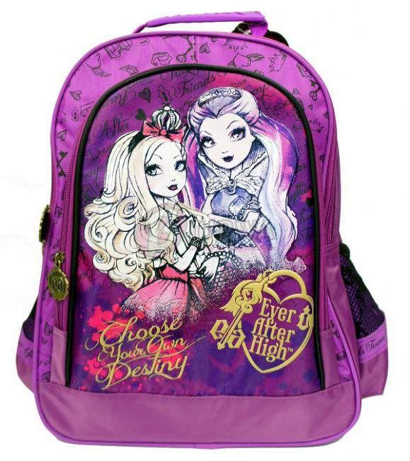 Plecak szkolny Ever After High_1