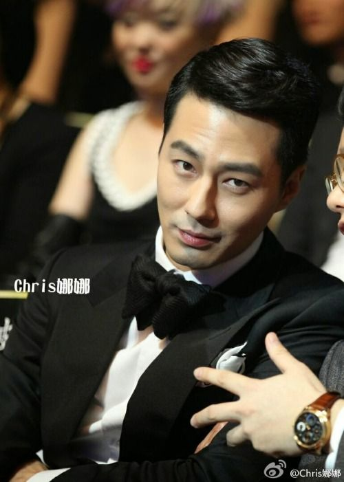 """""""Jo In Sung 11th Esquire Man At His Best which is held in China 2 December 2014"""" Spell HOT = Jo In Sung"""