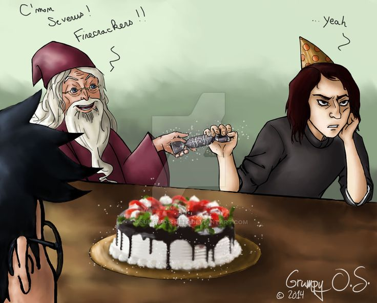 Main Man's Birthday by Grumpy-O-Sheep.deviantart.com on @DeviantArt