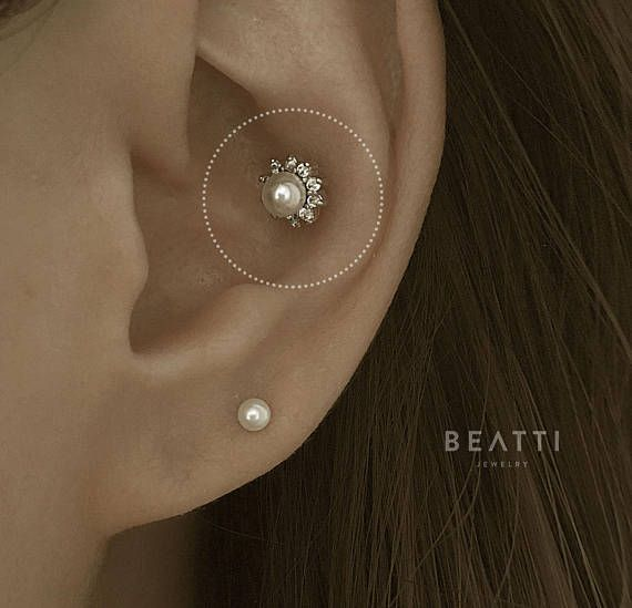 62 best cartilage earrings images on pinterest cartilage for Helix piercing jewelry canada