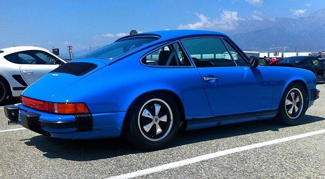 Amongst my piles of Porsche scrap also known as a pension fund is the 912E project. That started life as an Arrow Blue narrow body and is going back there, but not with 4 cylinders #porsche #porsche912e #arrowblue