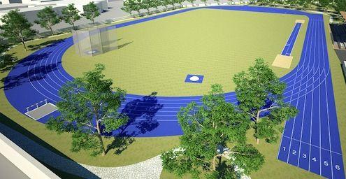Sarà il terzo impianto di Atletica leggera in Europa,ma la struttura non potrà più essere aperta al pubblico come l'impianto preesistente, potranno entrarvi solo i tesserati o chi avrà un'autorizzazione. http://ilcapoluogo.globalist.it/Detail_News_Display?ID=85419=0-Europa