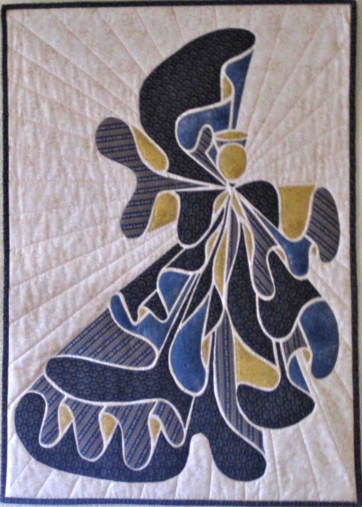 205 Best Angel Quilts Images On Pinterest Xmas