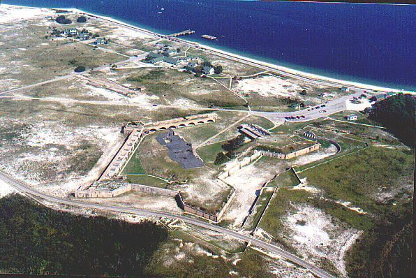 Ft Pickens State Park Pensacola Beach Fl
