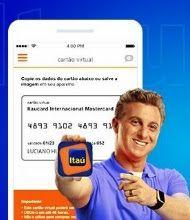 Solicitar Cartão Virtual Itaucard - Itaú