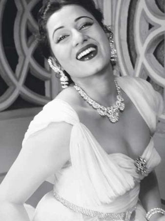 Madhubala....one of Bollywood's most iconic stars.