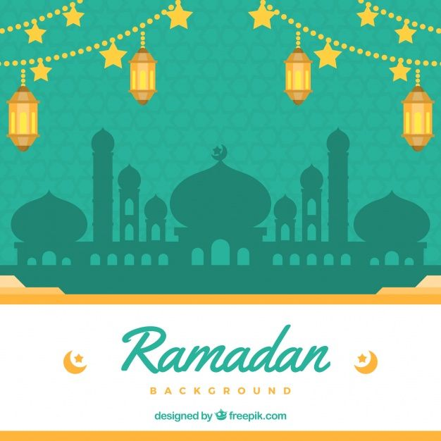 Download Ramadan Background With Lamps And Mosque Silhouette For Free Ramadan Background Mosque Silhouette Ramadan