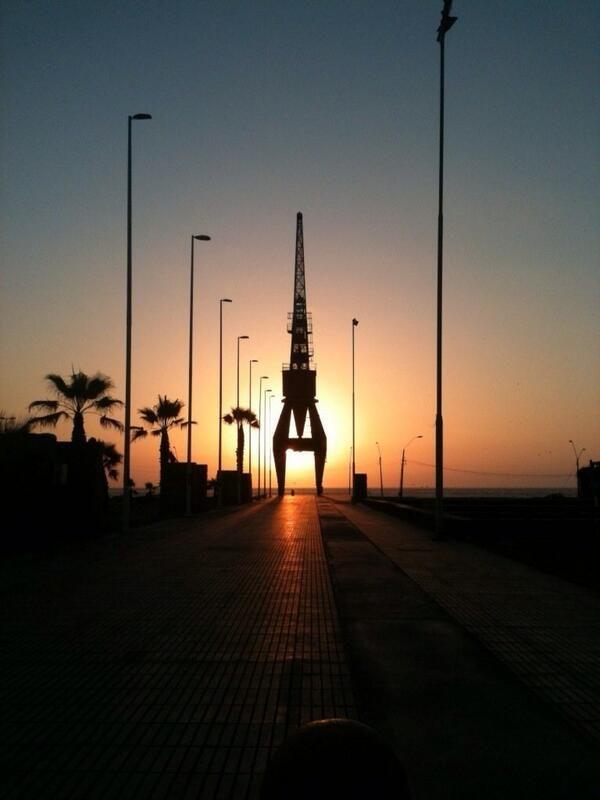 Antofagasta. Foto enviada por @dalita_