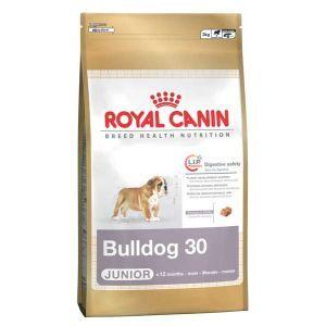 Royal Canin Bulldog Junior 12Kg - Έκπτωση 25%