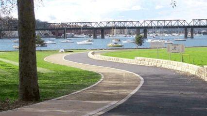 Bay Run Family/Kid Friendly Walking & Bike Path
