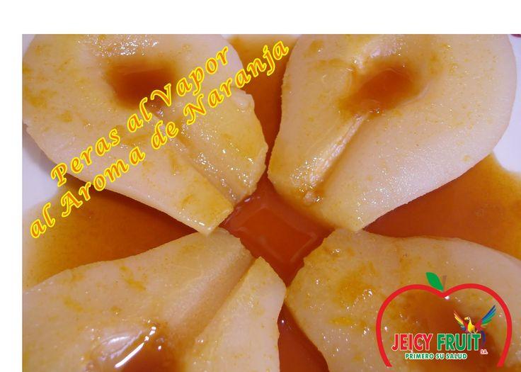 Peras de #Jeicyfruit