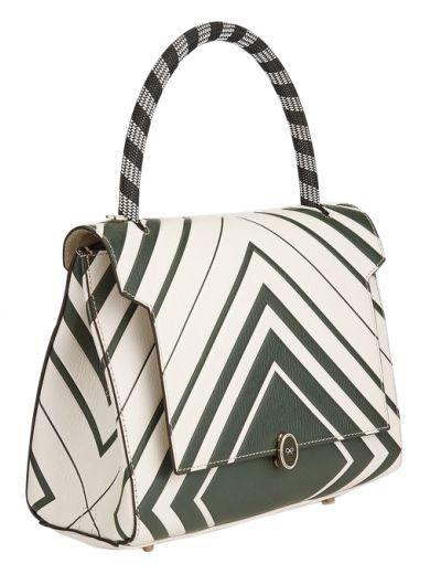 ANYA HINDMARCH Anya Hindmarch Borsa Diamonds Small Bathurst Satchel. #anyahindmarch #bags #hand bags #satchel