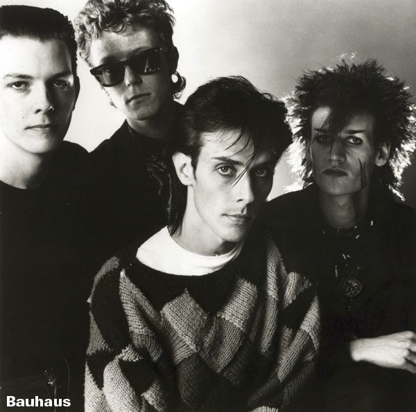 Image result for bauhaus band