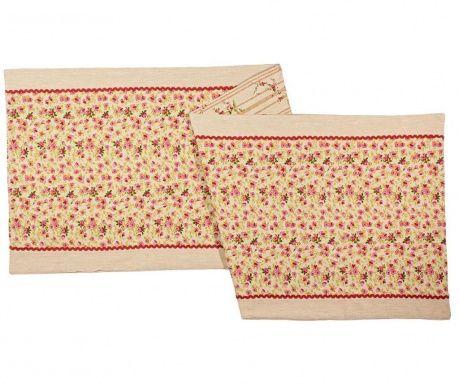 Středový ubrus Marmalade 45x140 cm