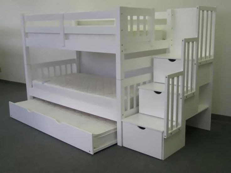 Great design ♥  would love for d storm's room with natural wood or stain. Not white, too girly.
