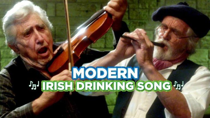 'The Modern Irish Drinking Song': Four Elderly Irish Men Sing about the Pitfalls of American Bars [VIDEO] - https://magazine.dashburst.com/video/modern-irish-drinking-song/