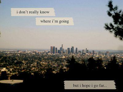 somewhere far