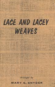 Resultado de imagen de bronson lace weaving