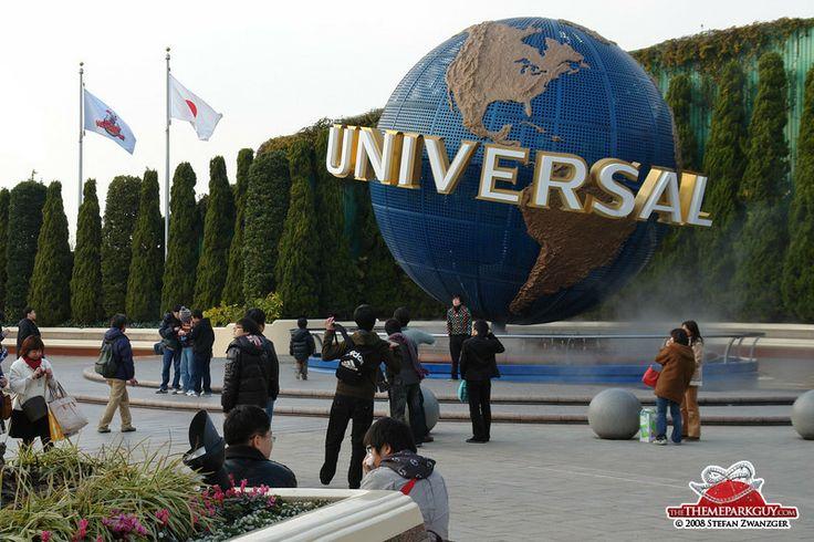 Day 2 -  Universal Studio adalah Taman hiburan yang dibuka di Osaka pada bulan Maret 2001 sebagai universal studio pertama di luar Amerika. #Jepang #AviaTour #Holiday