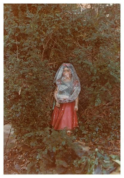 Luigi Ghirri, Modena, 1973, C-print, 10 5/8 x 7 1/8 inches; 27 x 18 cm