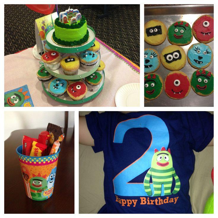 Yo Gabba Birthday Party Decorations