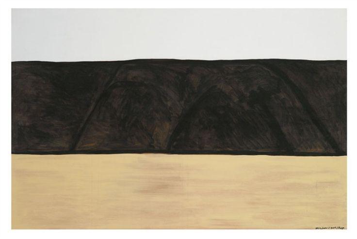 "Check out Colin McCahon Print ""North Otago Landscape"" at New Zealand Fine Prints"