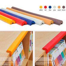 1 pc 2 m bébé bord de Table coussin bande rouleau mousse barre de pare-chocs Anti Collision CMA00115(China (Mainland))
