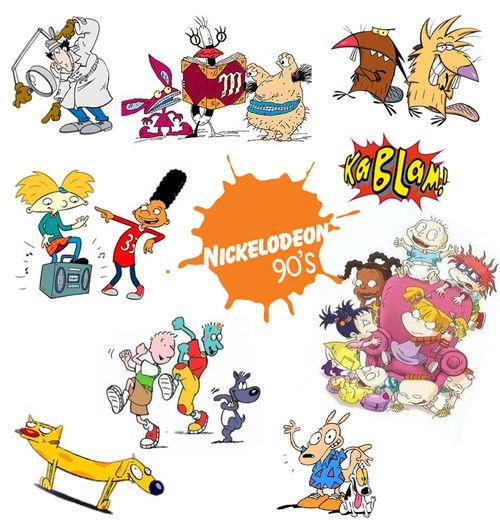 1990s Nickelodeon