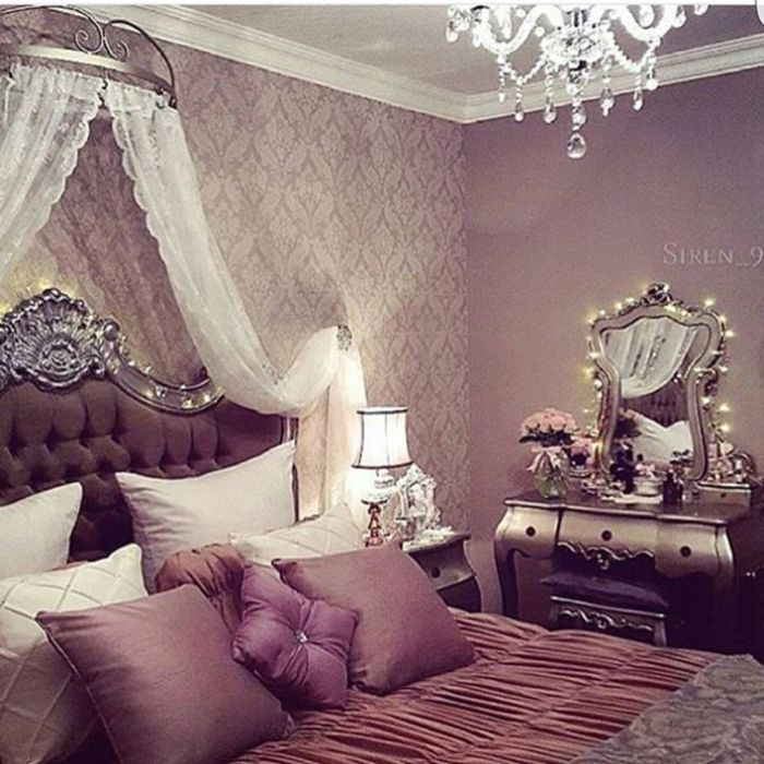 Royal Bedroom, Bedroom, Cinderella Bedroom