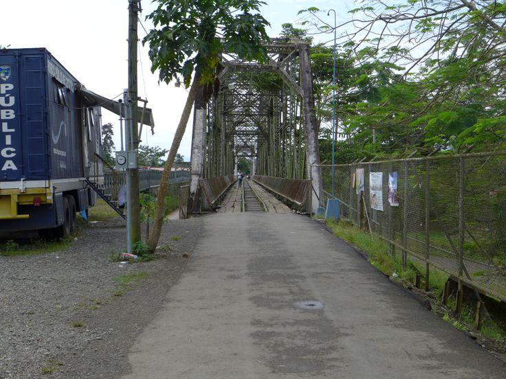 Border to Costa Rica