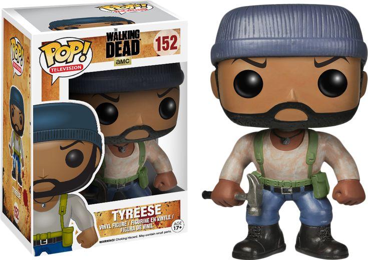 Walking Dead Tyreese Pop Vinyl Figure