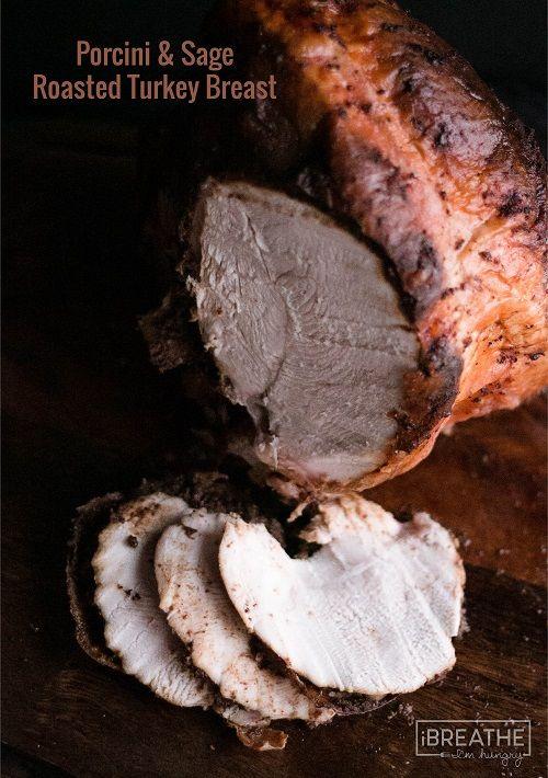 Porcini & Sage Roasted Turkey Breast – Low Carb & Gluten Free, Keto ...